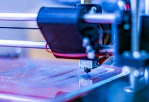 چاپ ۳بعدی یک ماده خنک کننده برابر گرما