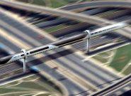 قطار  روی هوا با سرعت ۸۰۰ کیلومتر
