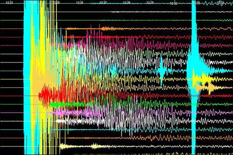 زلزله ۵.۷ ریشتری قطور آذربایجان غربی