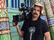 مهدی آزادی بهترین فیلمبردار جشنواره کمراایمج